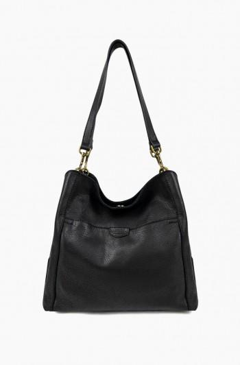Austin Triple Entry Hobo, Black