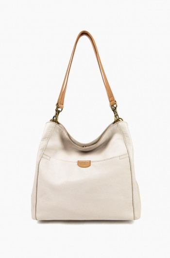 Austin Triple Entry Hobo, Stone