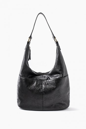 Carrie Hobo, Black Tooled