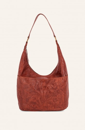 Carrie Hobo, Brandy Tooled