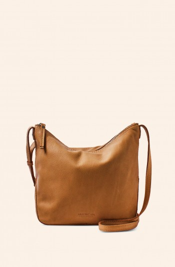 Dayton Crossbody, Cafe Latte Smooth