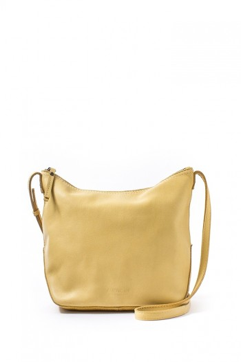 Dayton Crossbody, Pale Yellow