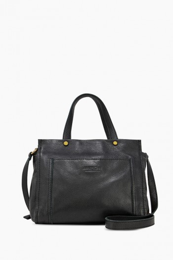 Evansville Crossbody, Black