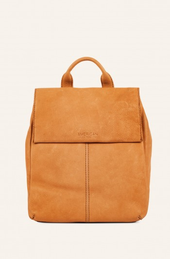 Liberty Backpack, Dark Beige
