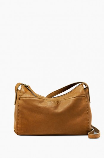 Maryland Crossbody, Cafe Latte