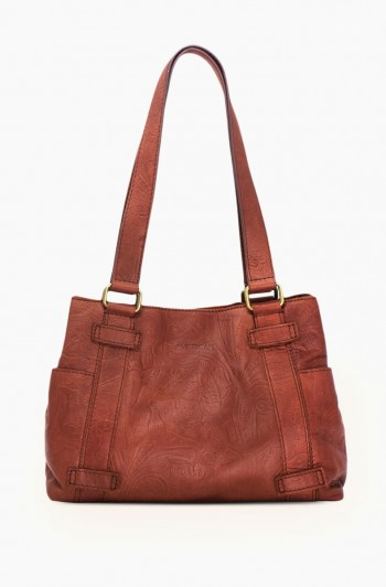 Savannah Shopper, Brandy Tooled