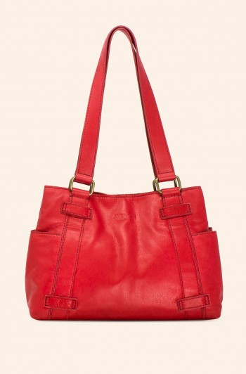 Savannah Shopper, Heritage Red Smooth