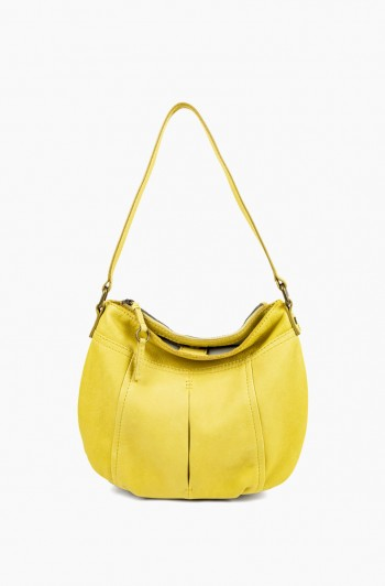Vienna Double Entry Hobo, Pale Yellow